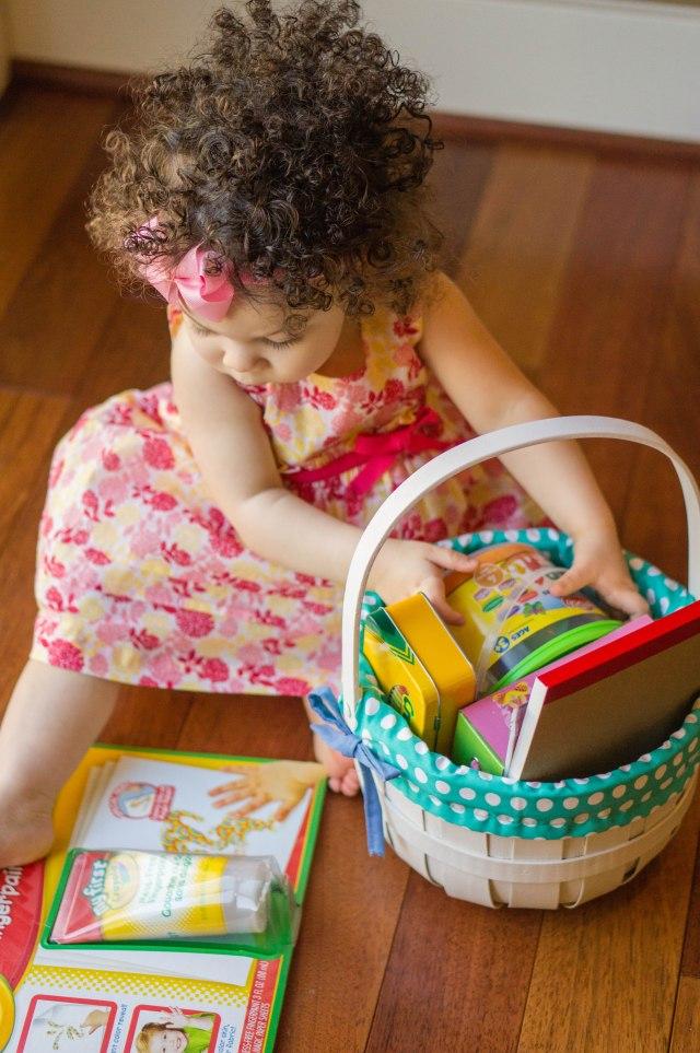 Easter basket!!!