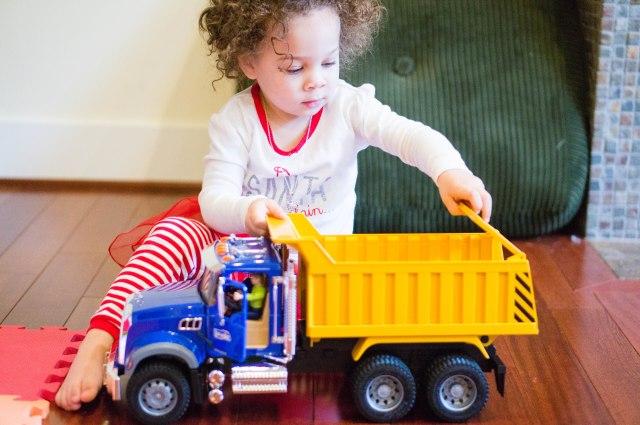 dump truck!!